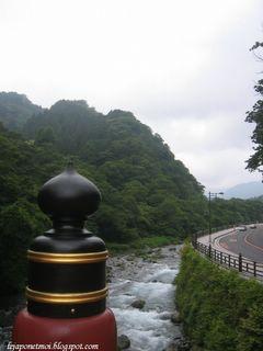 Le pont Shnikyô à Nikkô