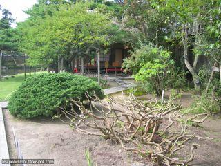 Oyakuen à Aizuwakamatsu