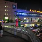 La gare de Sendai