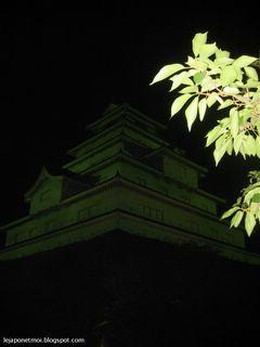 La ville de Aizuwakamatsu