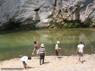 Les gorges de Geibikei