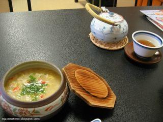 Une des spécialités de Hokkaidô - Le crabe