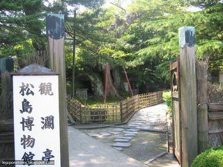 Kanrantei à Matsushima