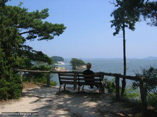 Oshima à Matsushima