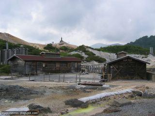 Osorezan - Le mont de l'effroi