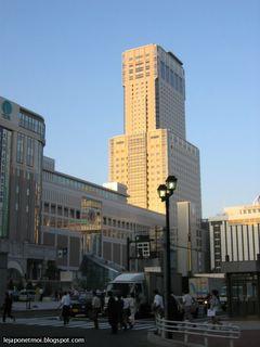 La ville de Sapporo