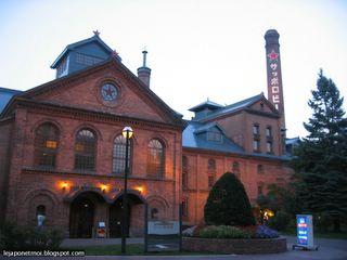La brasserie Sapporo