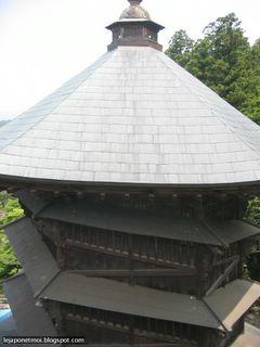 Sazaedô à Aizuwakamatsu