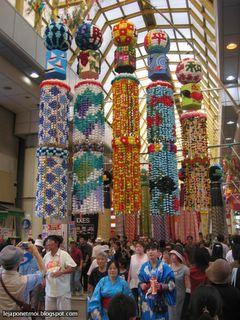 Festival Tanabata de Sendai