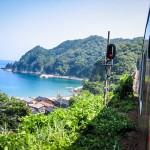 Sur les rivages de la mer du Japon