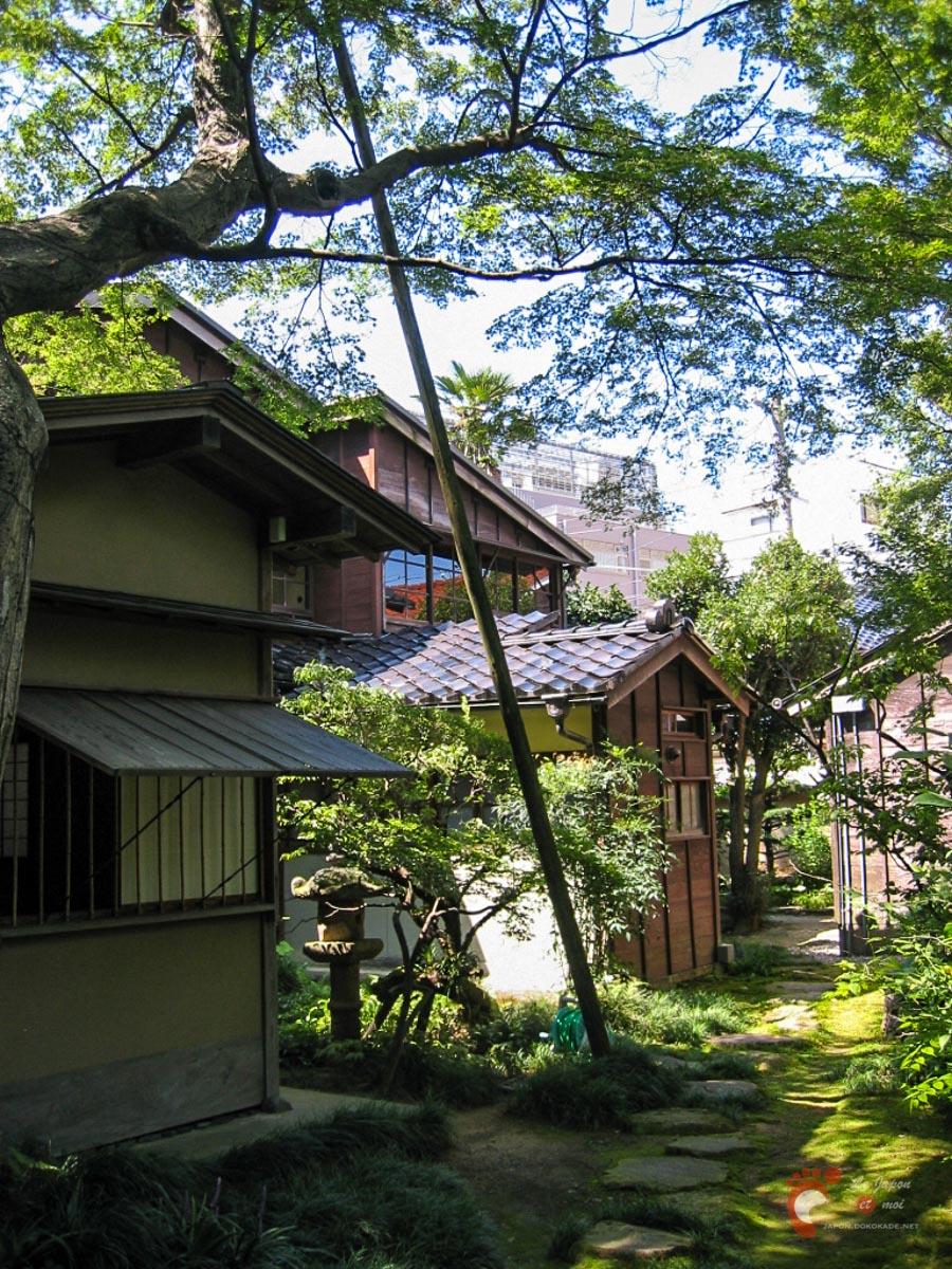 La maison de la famille Terashima à Kanazawa
