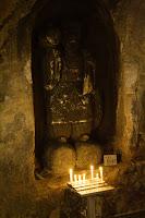 Temple Hasedera à Kamakura - Un des 16 enfants de Benzaiten dans la grotte Benten