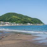 La plage d'Usami
