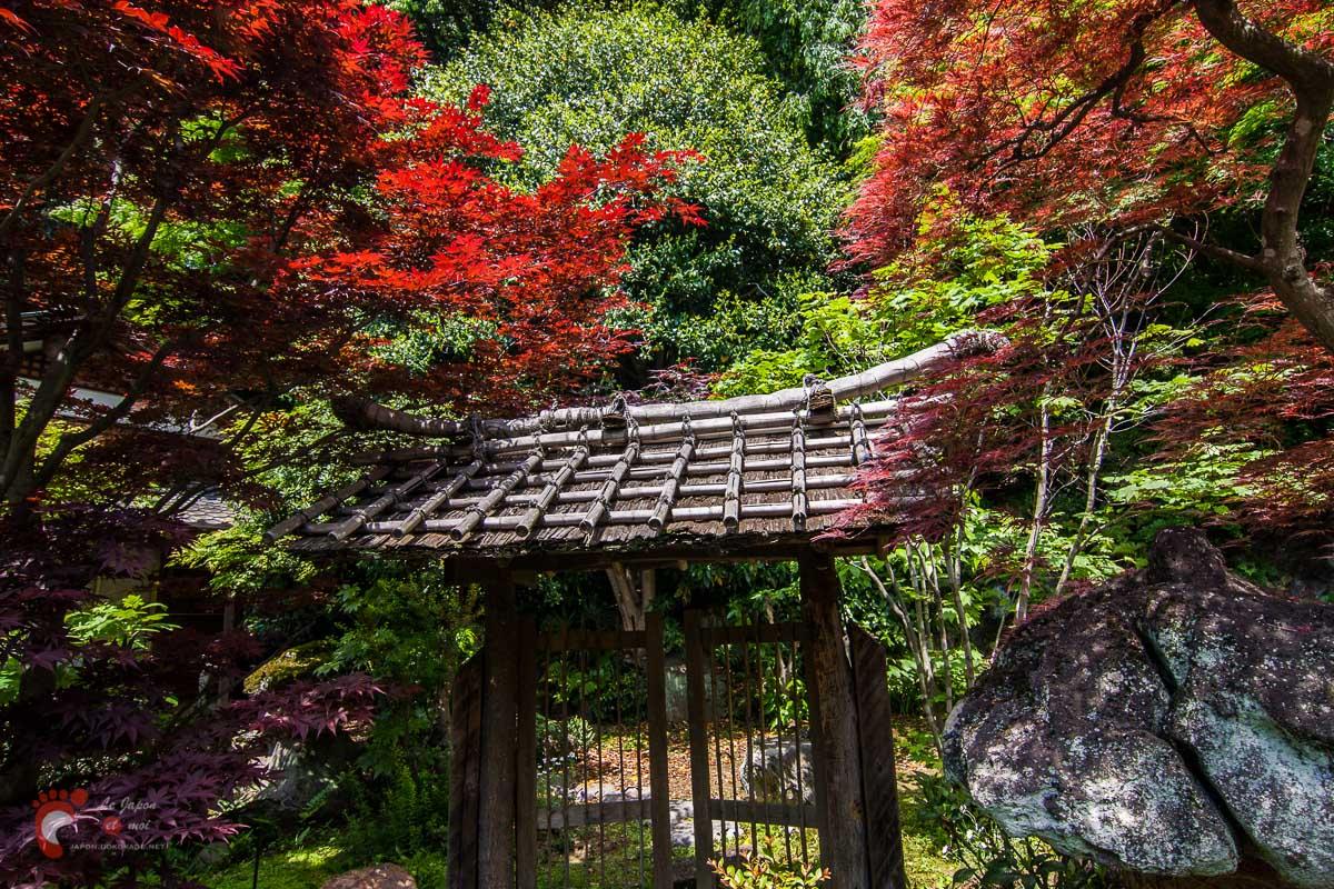 Jardin secret japonais