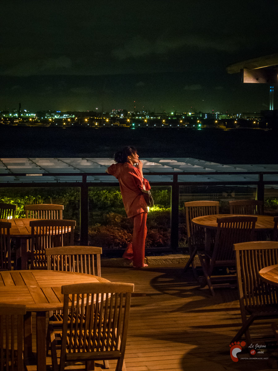 Onsen à Yokohama - Canon S90