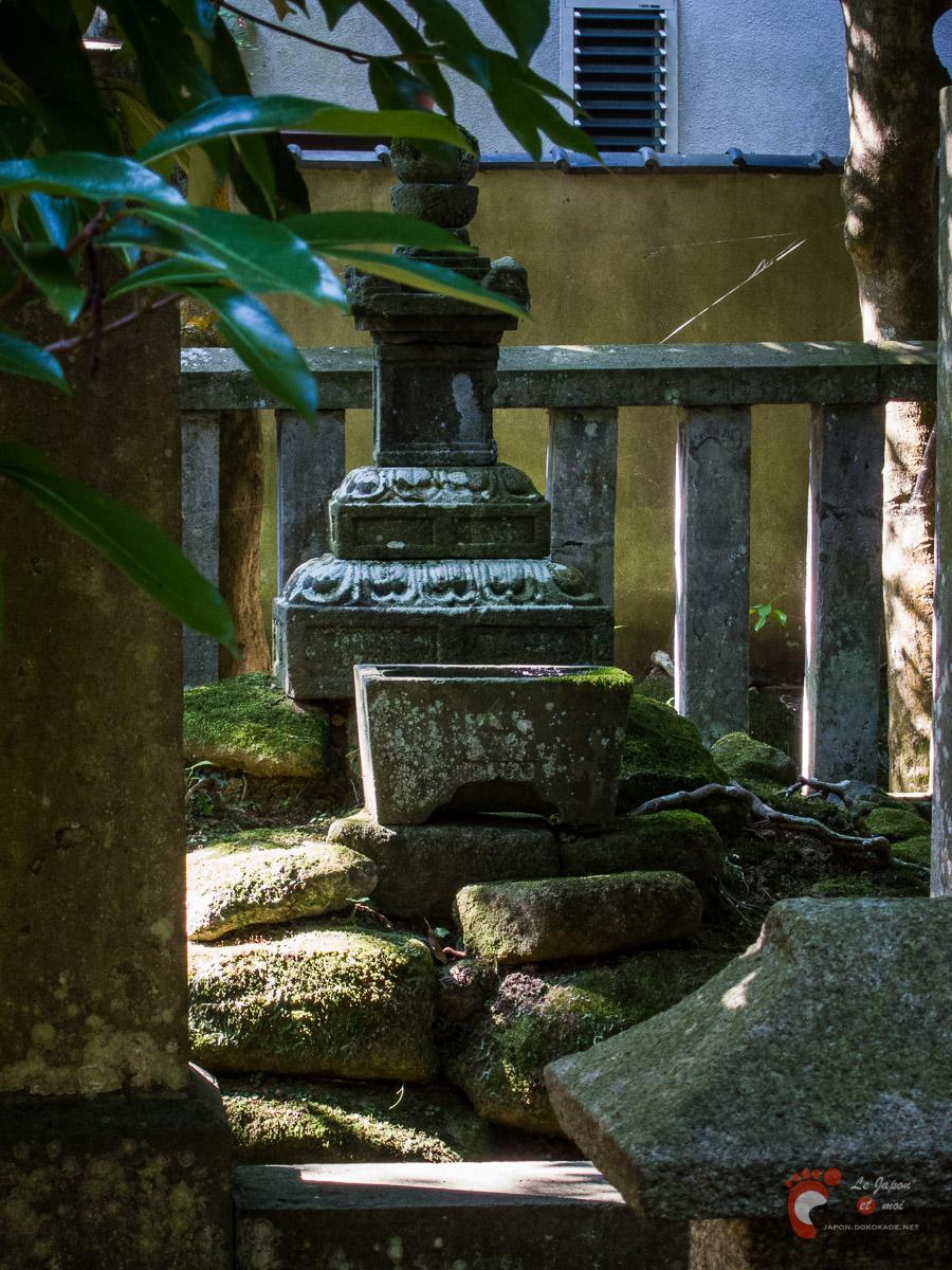 Temple Meigetsu-in à Kamakura