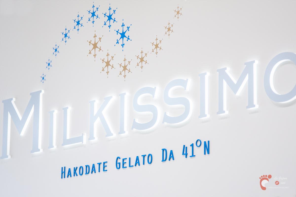 Hakodate  - Glaces de Milkissimo