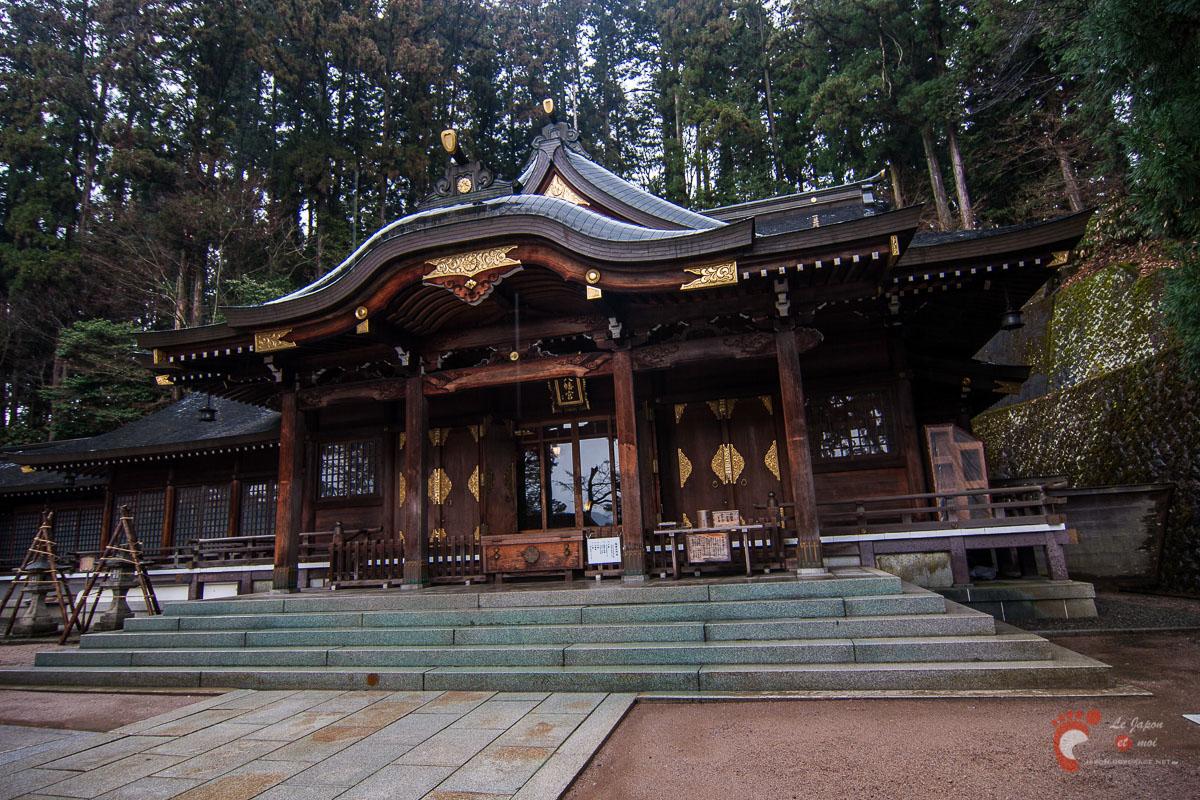 Takayama - Sanctuaire Sakurayama Hachimangû 櫻山八幡宮