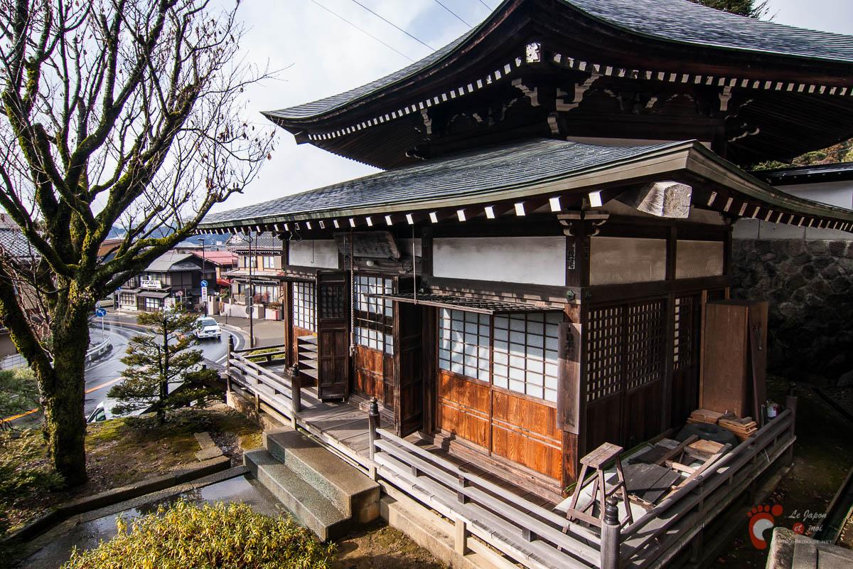 Takayama - Quartier des temples - Daio-ji