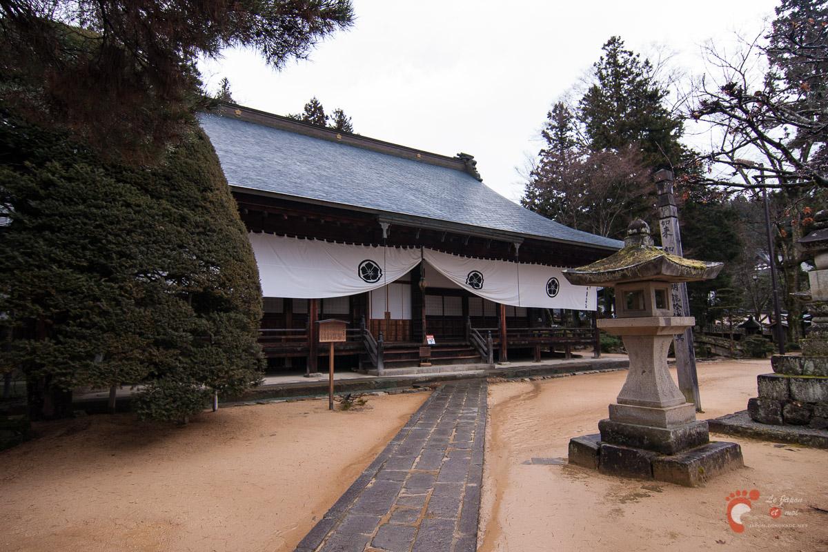 Takayama - Quartier des temples - Hokke-ji 法華寺