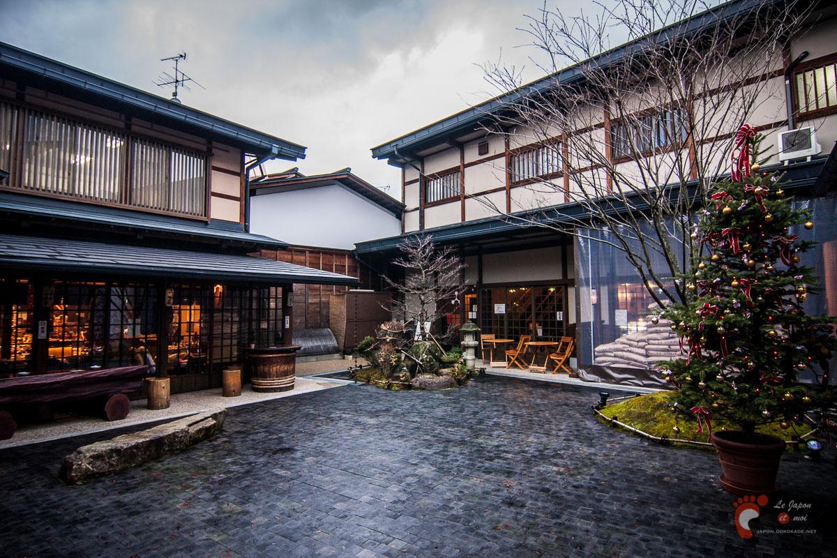Ville de Takayama - Quartier préservé de San-machi 三町