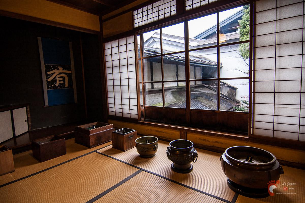 Chambre japonaise moderne avec des id es for Meuble chambre japonais