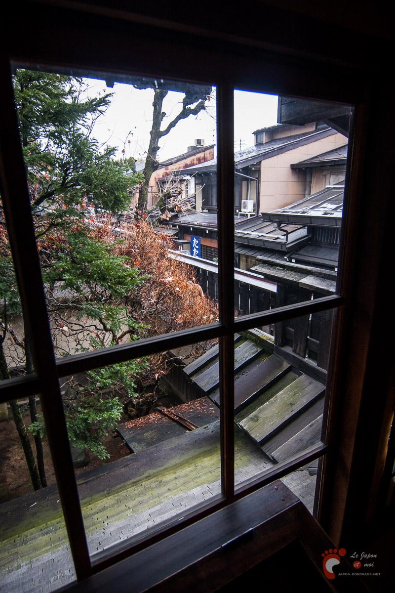 Maison marchande Kusakabe à Takayama