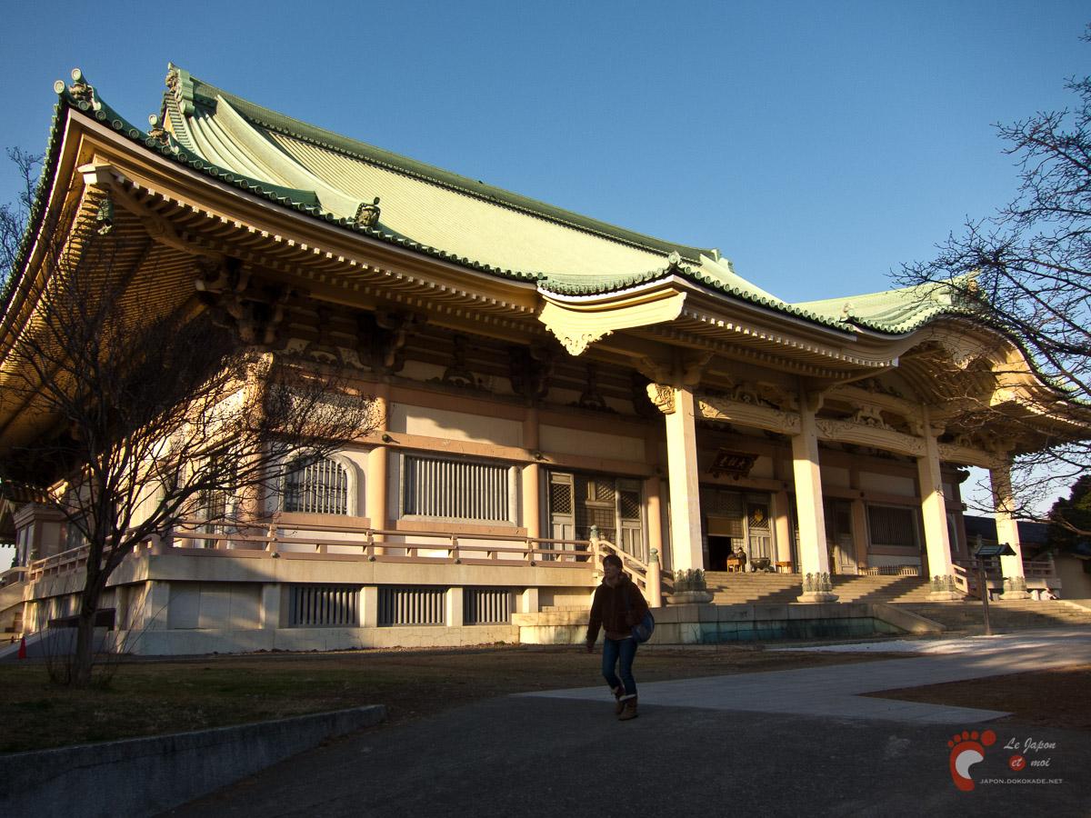 Temple Sôjiji de Tsurumi