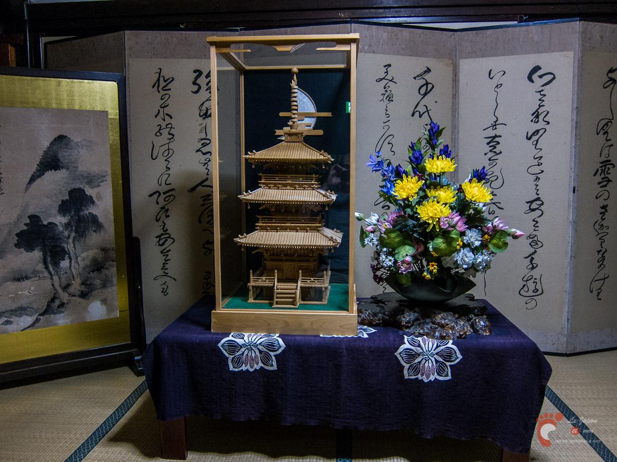 Takayama - Une nuit au Zenkô-ji