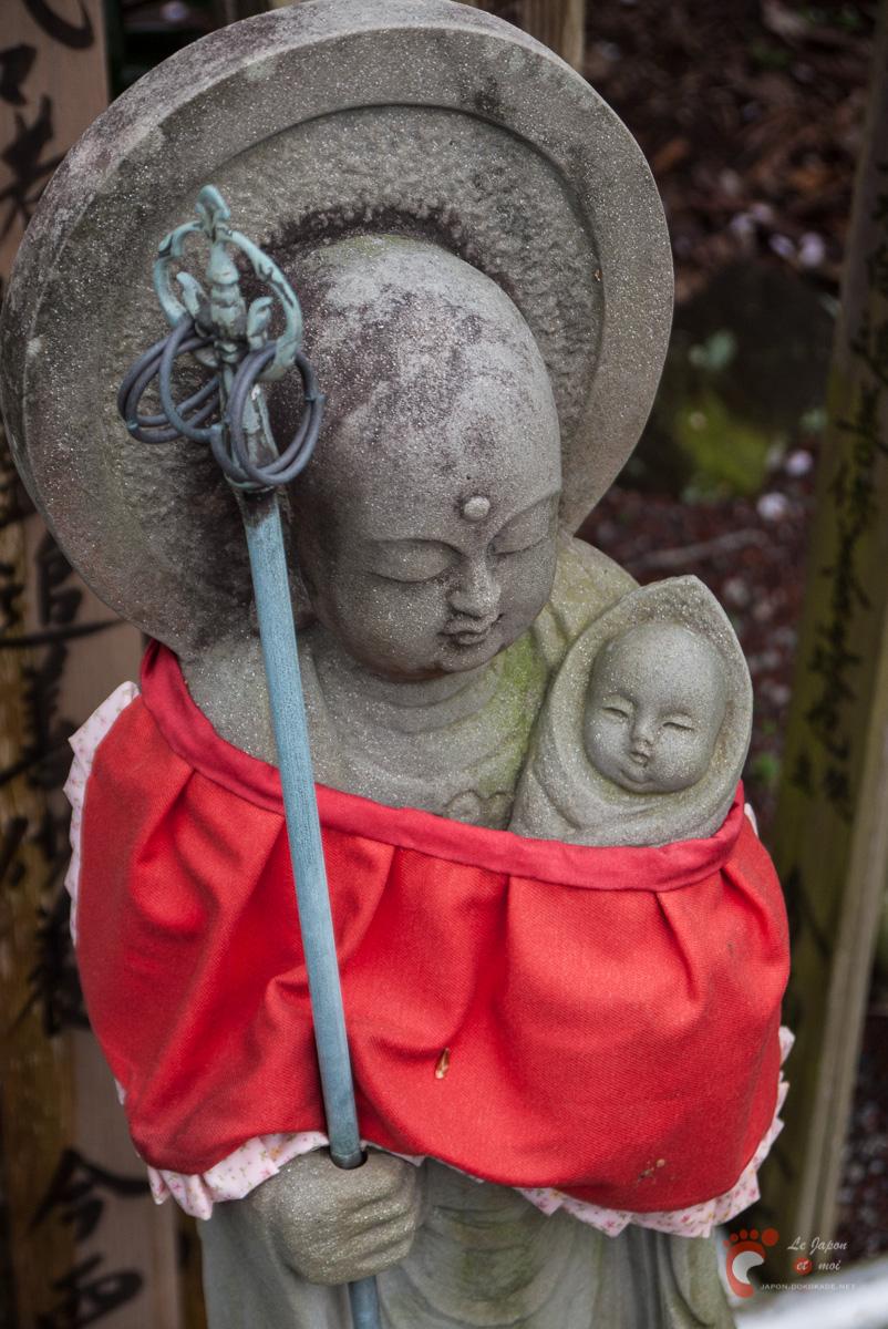 Un autre Jizô du Renchaku-ji