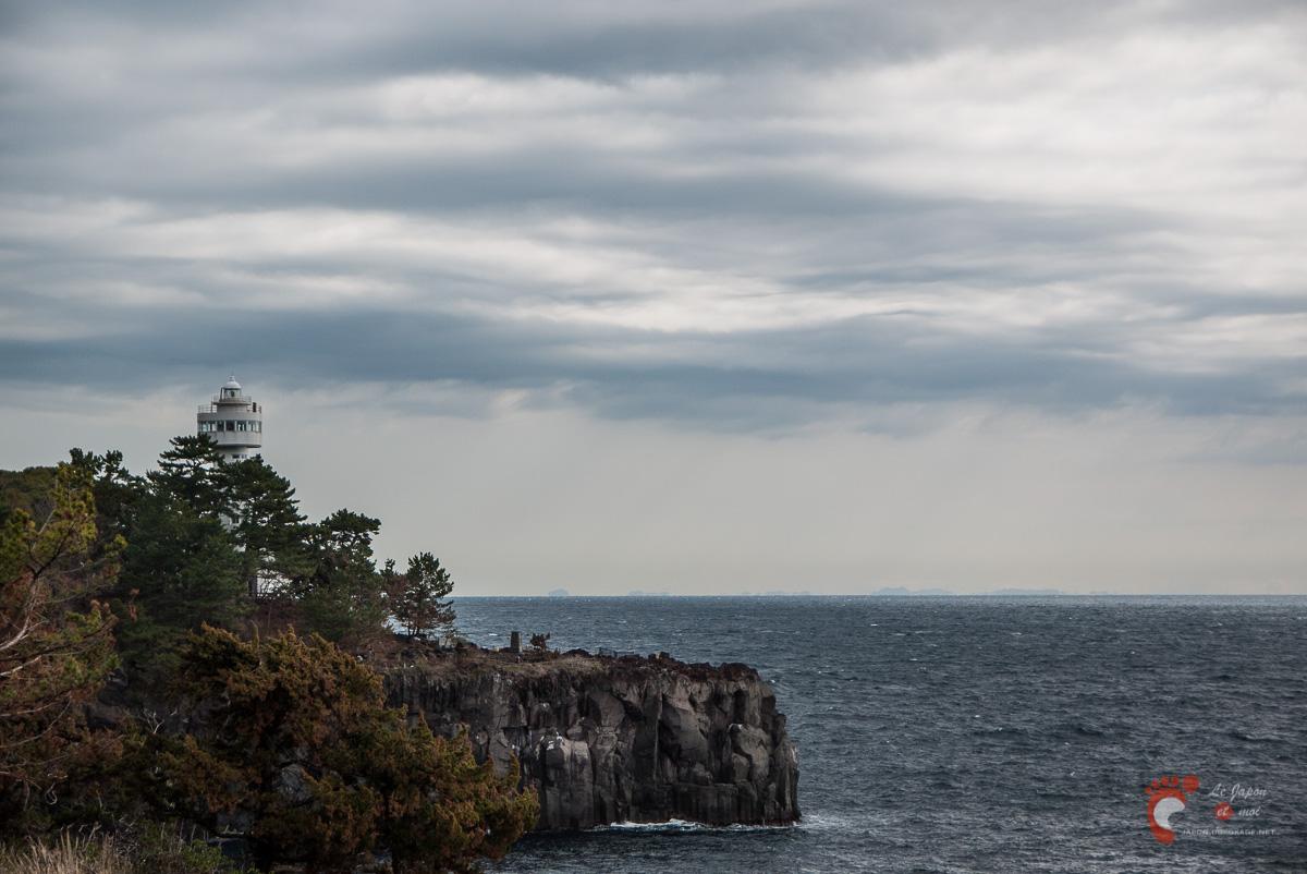 Jôgasaki-Kaigan - Le phare est en vue