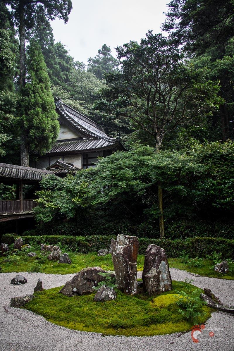 Hikone - Ryōtanji : jardin