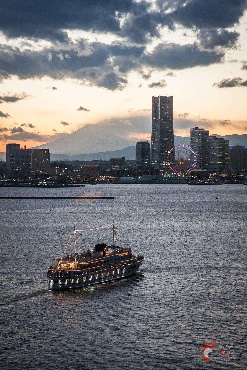 Baie de Yokohama