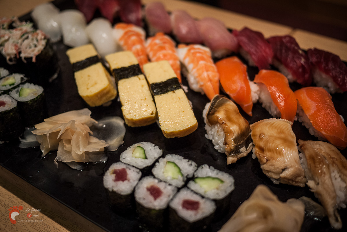 Sushis - assortiment