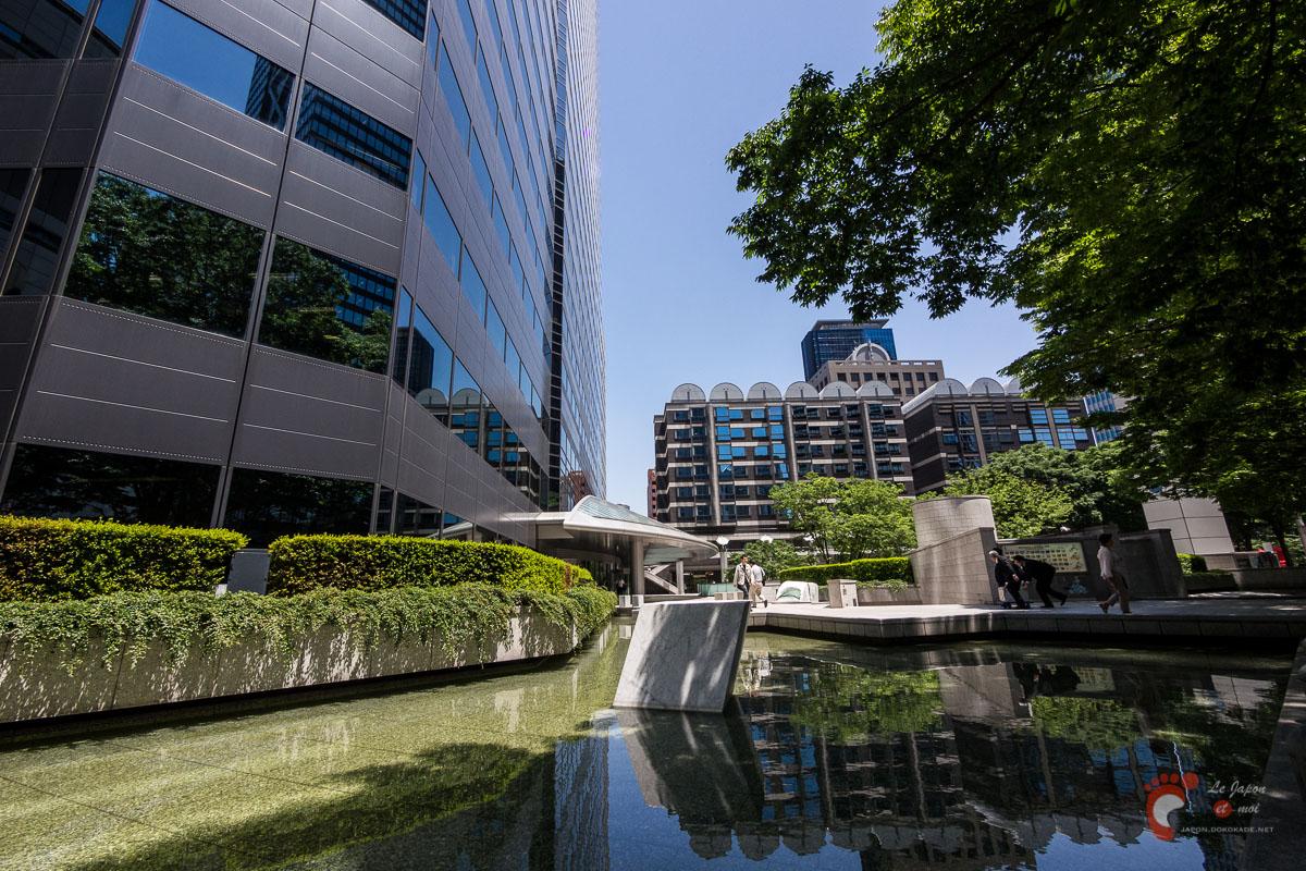 Shinjuku - Quartier ouest