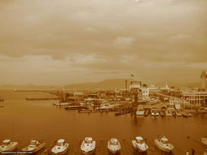 La ville de Aomori