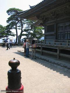 Godaidô à Matsushima