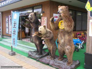 Le parc de Oonuma
