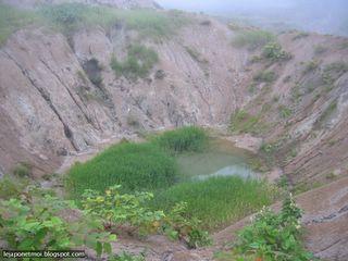 Le lac Tôya et le mont Usu