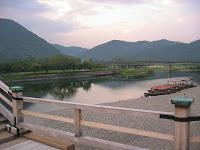 Le pont Kintai de Iwakuni en été