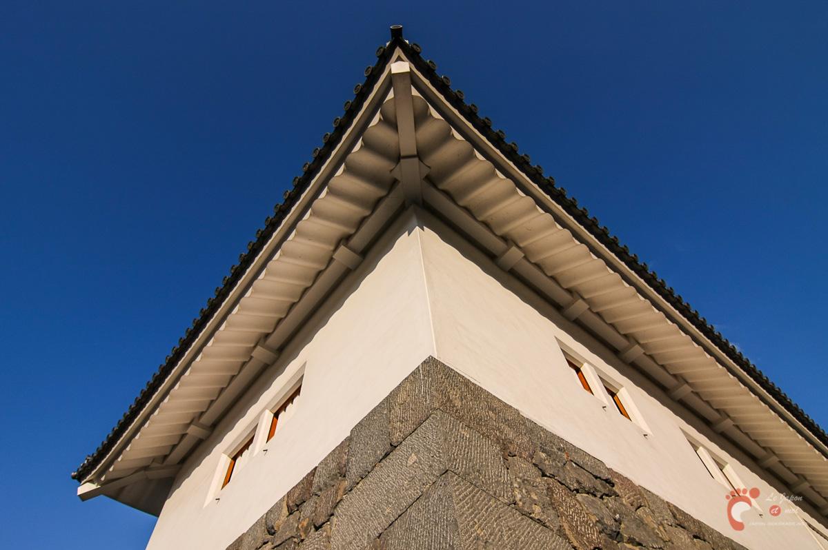 Yamagata et son château - Kajô-Kôen 霞城公園