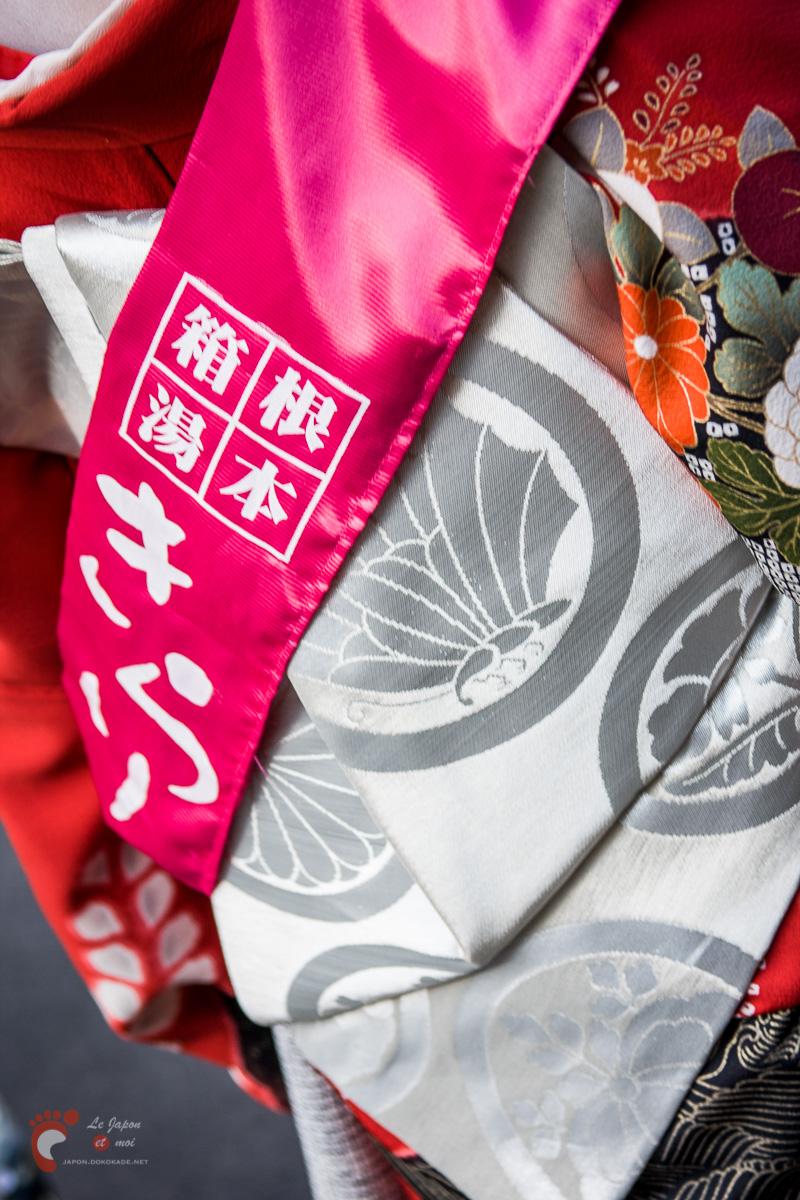 Hakone Daimyo Gyoretsu