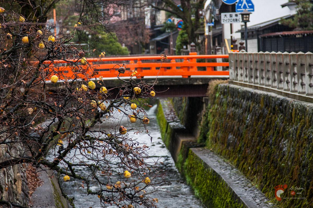 Takayama - Pont Nunobiki-bashi