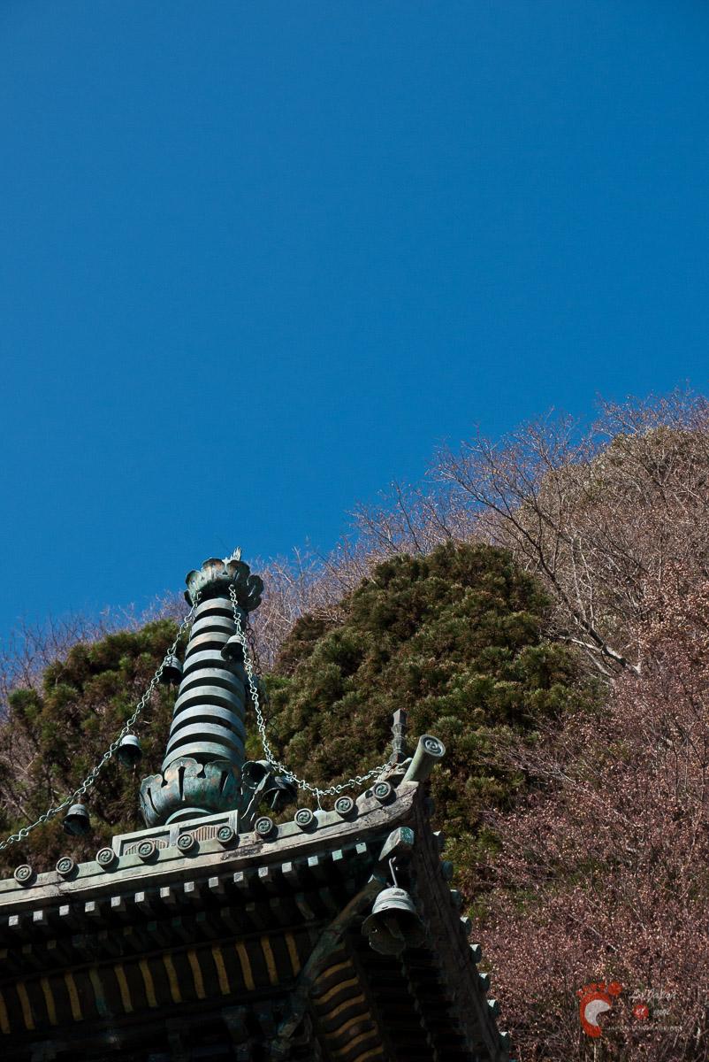 Temple Ô-yama - Tour Hôkyô-intô