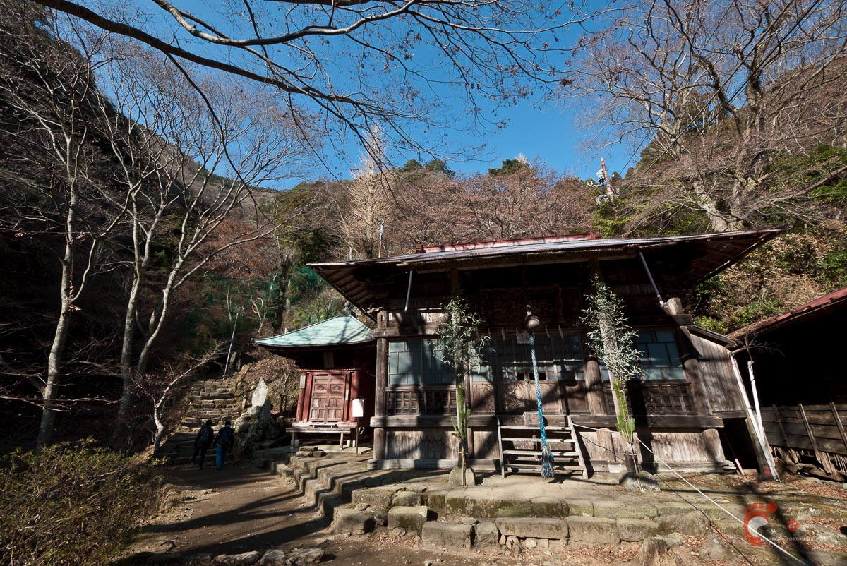Ô-yama - Temple Mae-fudô
