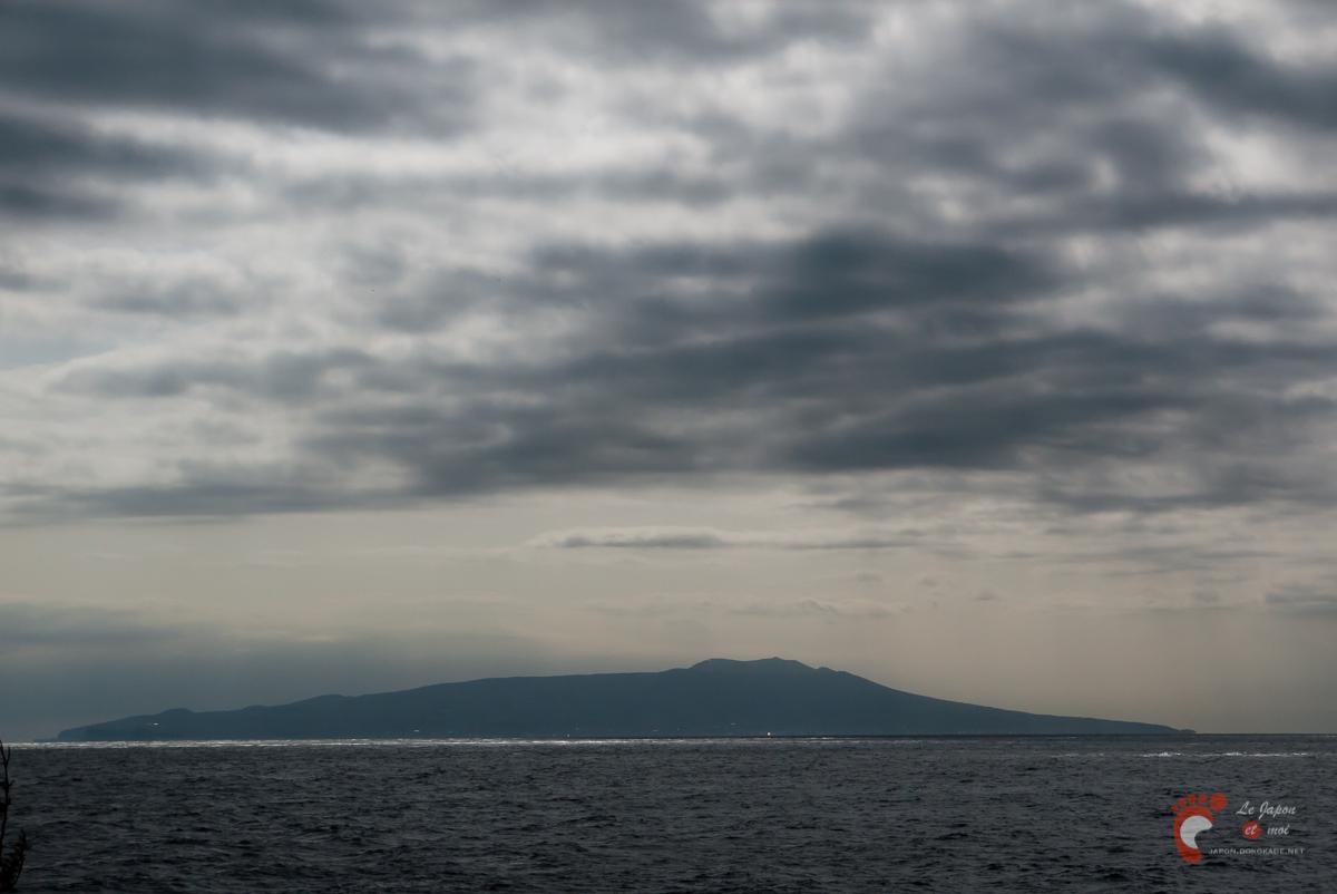Jôgasaki-Kaigan - Vue sur Ôshima