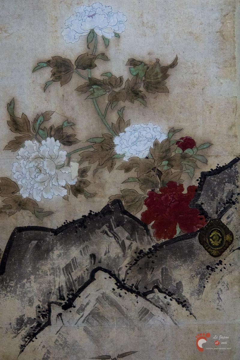 Hikone - Ryōtanji : détail