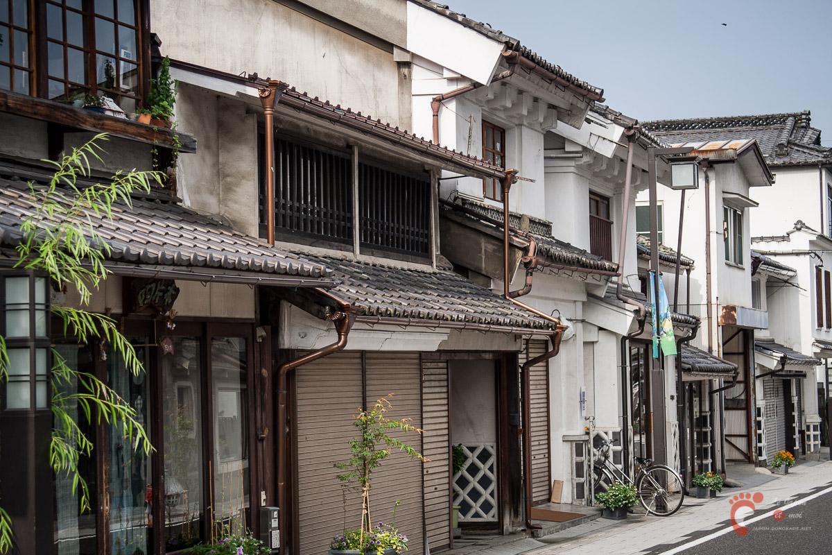Matsumoto - La rue Naka-machi