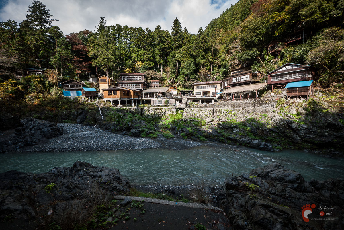 Vallée de Hato-no-Su - Bungalows