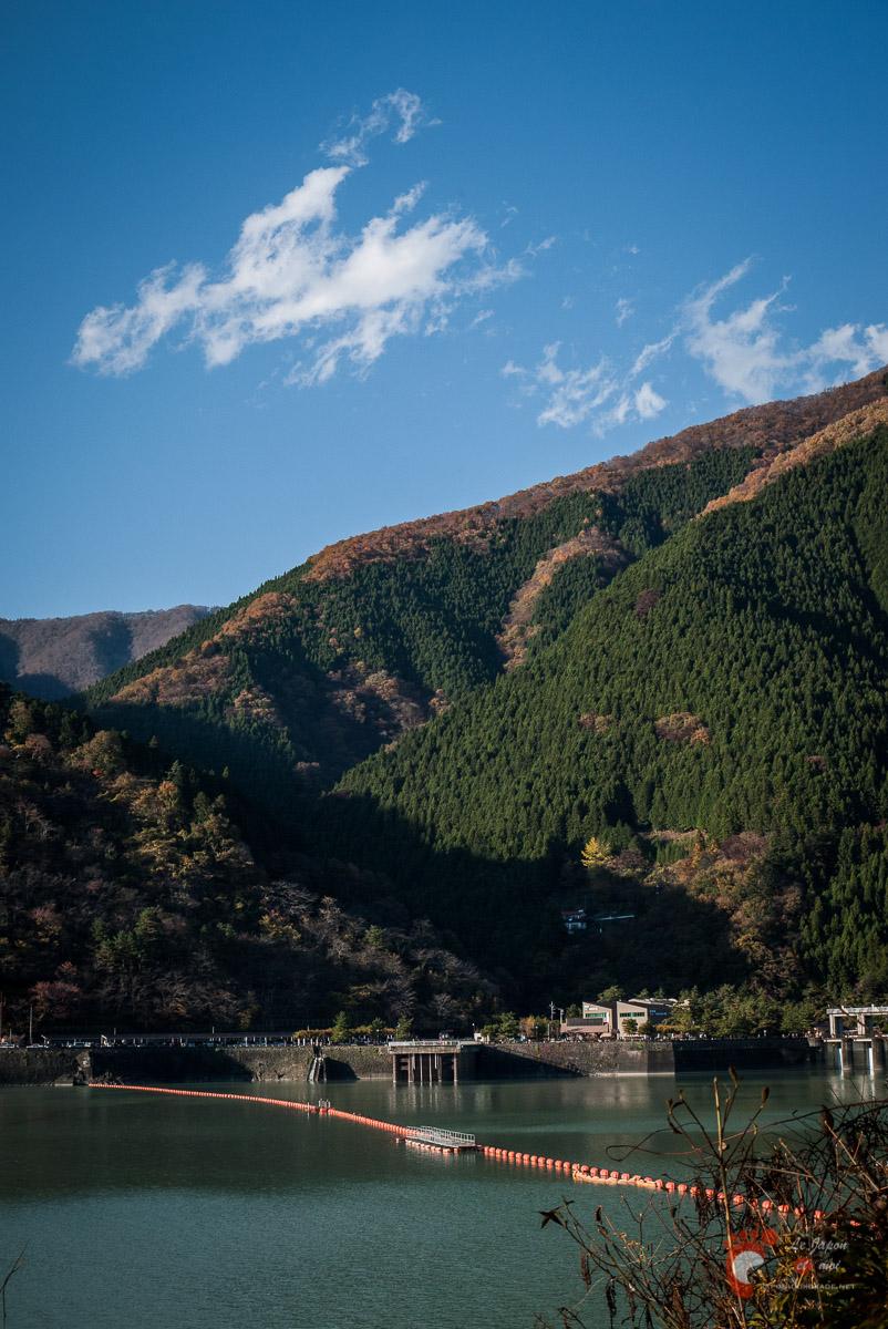 Lac de Okutama